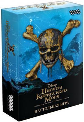 Настольная игра HOBBY WORLD семейная Пираты Карибского моря: Мертвецы не рассказывают сказки 1751