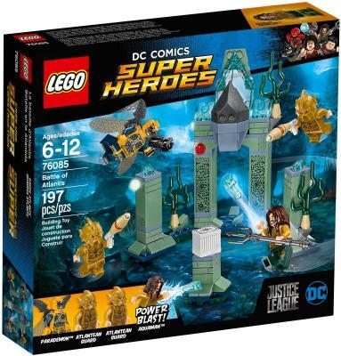 Конструктор LEGO Super Heroes: Битва за Атлантиду 197 элементов 76085