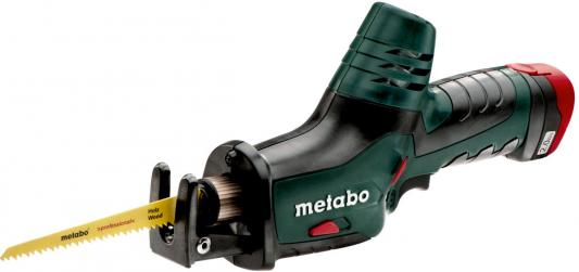 Сабельная пила Metabo Powermaxx ASE 10,8 602264500 пила сабельная metabo ase 18 ltx без ак ов и з у
