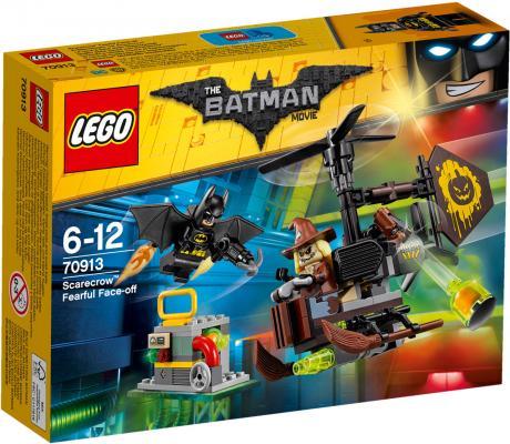 Конструктор LEGO Фильм: Бэтмен - Схватка с пугалом 141 элемент 70913