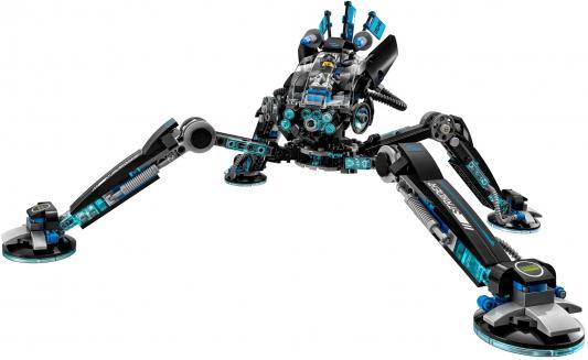Конструктор LEGO Ninjago: Водяной Робот 494 элемента 70611