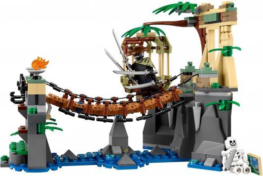 Конструктор LEGO Ninjago: Битва Гармадона и Мастера Ву 312 элементов 70608