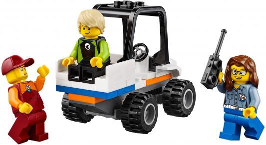 Конструктор LEGO City: Береговая охрана 76 элементов 60163