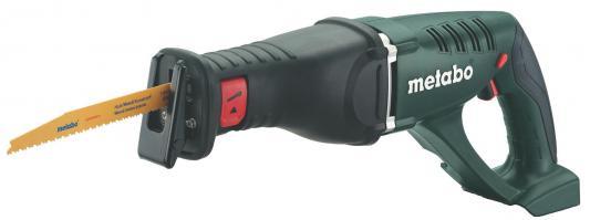 Сабельная пила Metabo ASE 18 LTX 602269650 аккумуляторная ножовка metabo ase 18 ltx 602269610