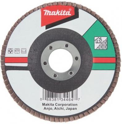 Лепестковый диск Makita 180х22мм К40 D-28139