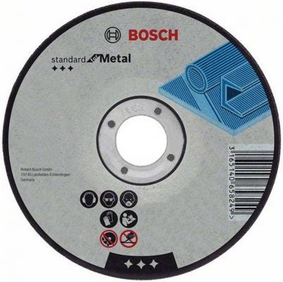 цена на Отрезной круг Bosch Standard 125х2.5мм 2608603166