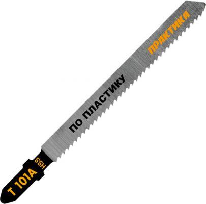 Лобзиковая пилка Практика T101A HSS 2шт 034-410