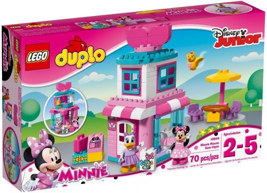 Конструктор LEGO Duplo: Магазинчик Минни Маус 70 элементов 10844