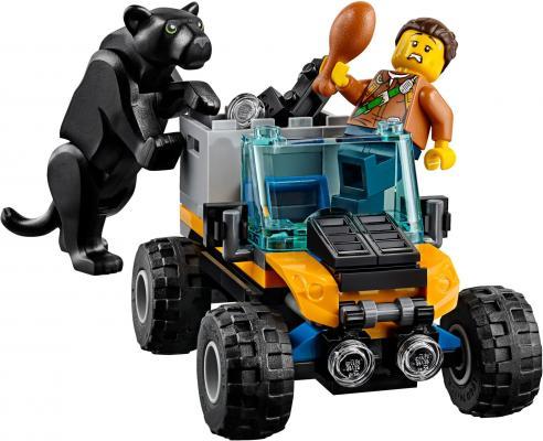 """Конструктор LEGO City: Миссия """"Исследование джунглей"""" 378 элементов 60159"""