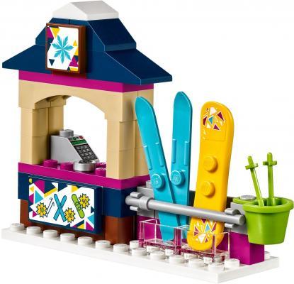 Конструктор LEGO Friends: Горнолыжный курорт - Подъемник 585 элементов 41324