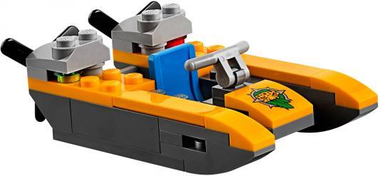 Конструктор LEGO City: набор для начинающих Джунгли 88 элементов 60157 lego city 60110 лего город пожарная часть
