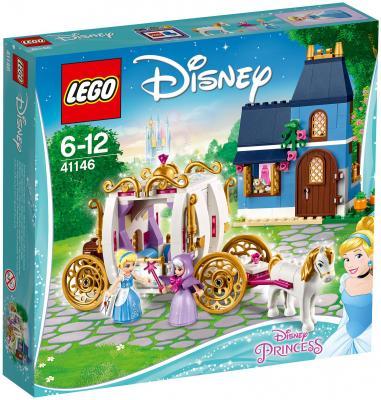 Конструктор LEGO Disney Princesses сказочный вечер Золушки 350 элементов 41146