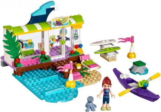 Конструктор LEGO Friends: Сёрф-станция 186 элементов 41315 конструктор lepin girls club сёрф станция 200 дет 01036