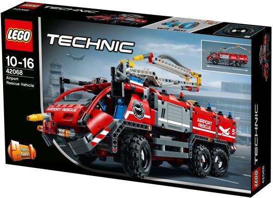 Конструктор LEGO Technic: Автомобиль спасательной службы 1094 элемента 42068