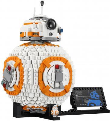 Конструктор LEGO Star Wars: Дроид ВВ-8 1106 элементов 75187