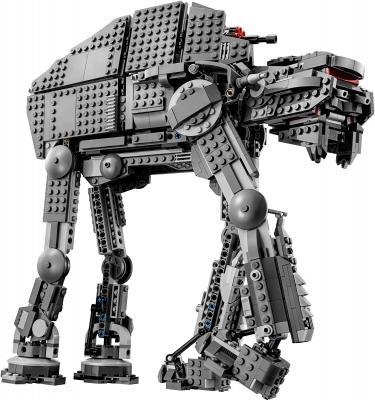 Конструктор LEGO Star Wars: Штурмовой шагоход Первого Ордена 1376 элементов 75189