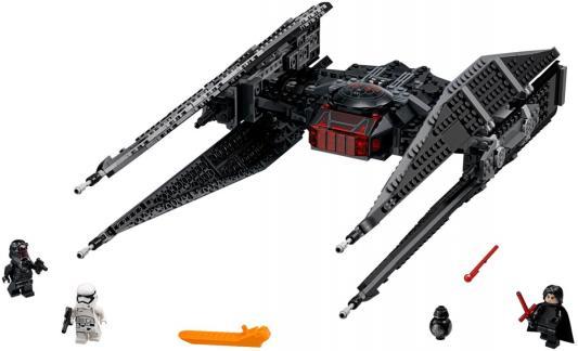 Конструктор LEGO Star Wars: Истребитель СИД Кайло Рена 630 элементов 75179 lego lego star wars 75092 истребитель набу™ naboo starfighter™