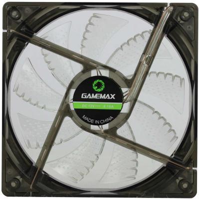 Вентилятор GameMax GMX-WF12W 120x120x25mm 1100rpm вентилятор gamemax gmx af12r