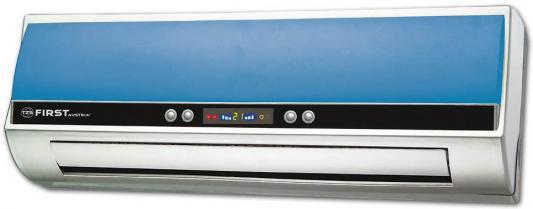 Тепловентилятор First FA-5571-8-BU 2000 Вт термостат синий цена и фото