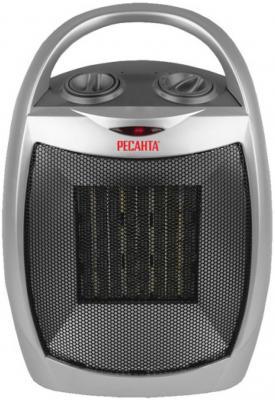 Тепловентилятор Ресанта ТВК-1 1800 Вт термостат вентилятор ручка для переноски серебристый термовентилятор scarlett sc fh53016 2000 вт ручка для переноски вентилятор термостат белый