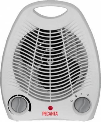 Тепловентилятор Ресанта ТВС-1 2000 Вт вентилятор серый цена и фото