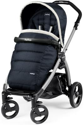 Коляска прогулочная Peg-Perego Book Plus 51 Pop Up (шасси Jet) - Luxe Blue