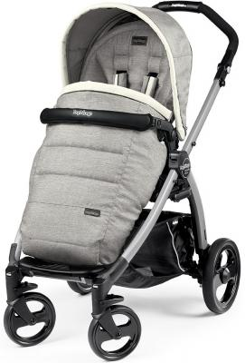 Коляска прогулочная Peg-Perego Book Plus 51 Pop Up (шасси Jet) - Luxe Opal