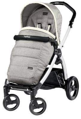 Коляска прогулочная Peg-Perego Book Plus S Pop Up (шасси White) - Luxe Opal
