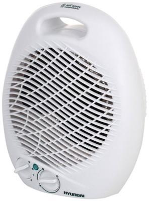 все цены на Тепловентилятор Hyundai H-FH1-20-UI9102 2000 Вт вентилятор термостат белый онлайн