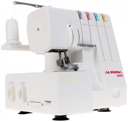 Оверлок Aurora 600D белый
