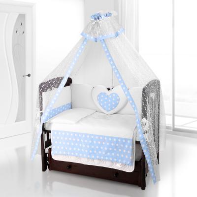 Балдахин на детскую кроватку Beatrice Bambini Di Fiore (anello blu)