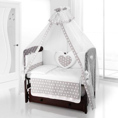 Балдахин на детскую кроватку Beatrice Bambini Di Fiore (anello grigio)