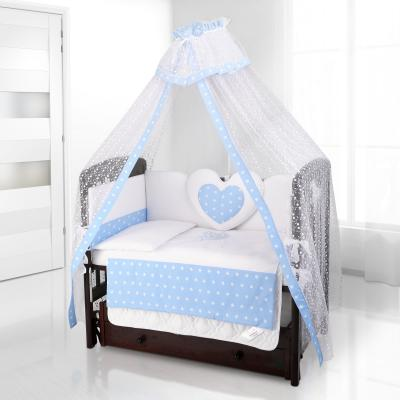 Балдахин на детскую кроватку Beatrice Bambini Di Fiore (stella blu)