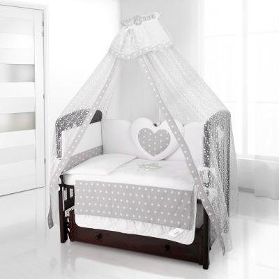 Балдахин на детскую кроватку Beatrice Bambini Di Fiore (stella grigio)