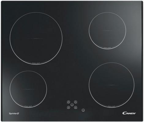Варочная панель электрическая Candy CH 64 C черный