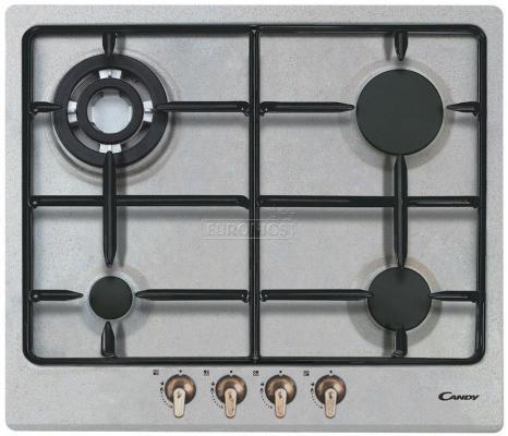 Варочная панель газовая Candy CPGC 64S QPAV серебристый