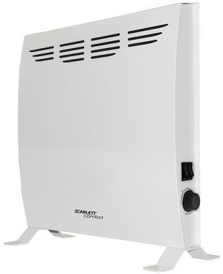 Конвектор Scarlett SCA H VER4 1500 1500 Вт термостат белый