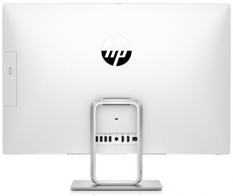 "Моноблок 27"" HP Pavilion 27-r003ur 1920 x 1080 Intel Core i3-7100T 4Gb 1Tb Intel HD Graphics 630 Windows 10 Home белый 2MJ63EA"