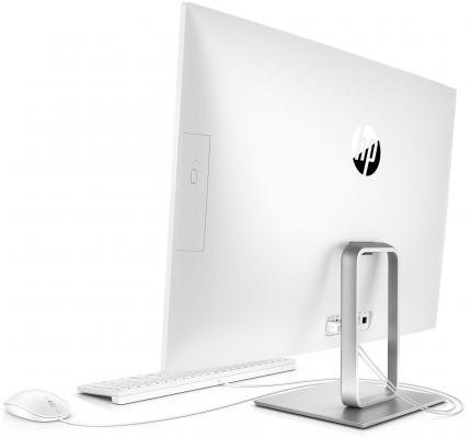"Моноблок 27"" HP Pavilion 27-r010ur 1920 x 1080 Intel Core i5-7400T 8Gb 1Tb + 128 SSD Radeon 530 2048 Мб Windows 10 Home белый 2MJ70EA"