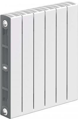 Радиатор RIFAR SUPReMO 500 х 6 биметаллический радиатор rifar рифар b 500 нп 10 сек лев кол во секций 10 мощность вт 2040 подключение левое