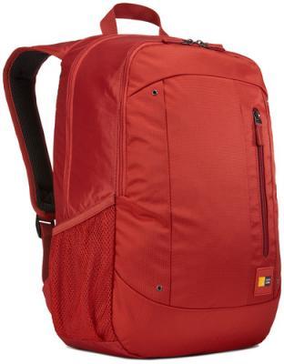 Рюкзак для ноутбука 15.6 Case Logic Jaunt WMBP-115 Racing Red нейлон красный рюкзак case logic dslr tbc 411k black