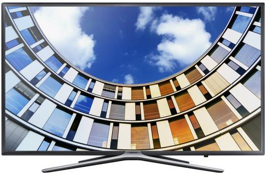 Телевизор Samsung UE49M5503AUXRU титан led телевизор samsung ue 49 m 5503 auxru