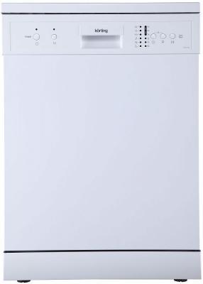 Посудомоечная машина Korting KDF 60150 белый посудомоечная машина korting kdf 2050 s