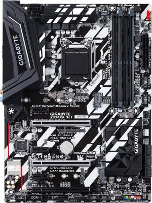 Картинка для Материнская плата GigaByte Z370XP SLI Socket 1151 v2 Z370 4xDDR4 3xPCI-E 16x 3xPCI-E 1x 6 ATX Retail