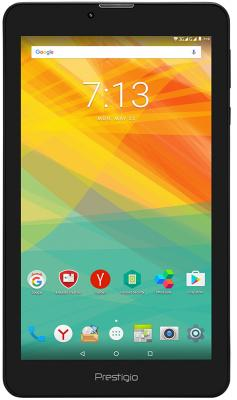 Планшет Prestigio GRACE 3157 3G 7 16Gb черный Wi-Fi 3G Bluetooth Android PMT3157_3G_D_CIS планшет prestigio multipad grace 3157 4g 8gb черный