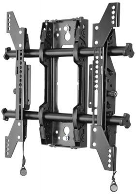 Кронштейн Chief MTMS1U черный для ЖК ТВ 32-47 настенный наклон +2/-12° до 34 кг chief cms012018 black extension adjust column 12 18