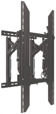 Кронштейн Chief LVS1UP черный для видеосистемы на 1 экран 42-80 настенный наклон +4/-2.5° до 68 кг