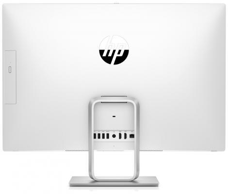 "Моноблок 23.8"" HP Pavilion 24-r029ur 1920 x 1080 AMD A9-9430 4Gb 1Tb Radeon R5 64 Мб Windows 10 Home белый 2MJ37EA"