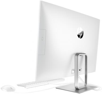 "Моноблок 27"" HP Pavilion 27-r014ur 2560 x 1440 Intel Core i7-7700T 8Gb 1Tb Radeon 530 2048 Мб Windows 10 Home белый 2MJ74EA"
