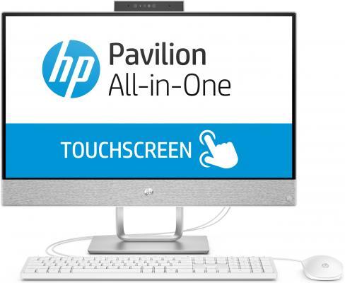 Моноблок 23.8 HP Pavilion 24-x001ur 1920 x 1080 Multi Touch Intel Core i3-7100T 4Gb 1Tb Intel HD Graphics 630 64 Мб DOS белый 2MJ25EA моноблок 21 5 msi pro 22et 4bw 037ru 1920 x 1080 multi touch intel pentium n3700 4gb 1tb intel hd graphics dos белый 9s6 ac1612 037